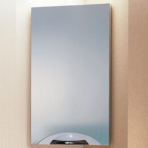 Зеркало-шкаф ДЕЛЬТА [33.5*33.5*64] угловой (DEL-m.04.33)